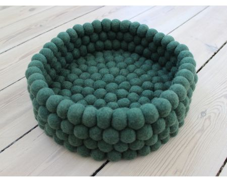 Basket Forest Green