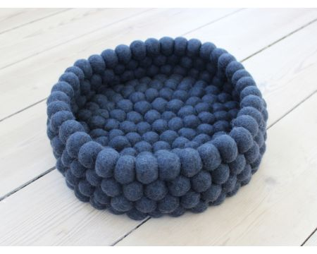 Basket Ocean Blue