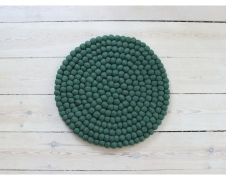 Chair pad Forest green