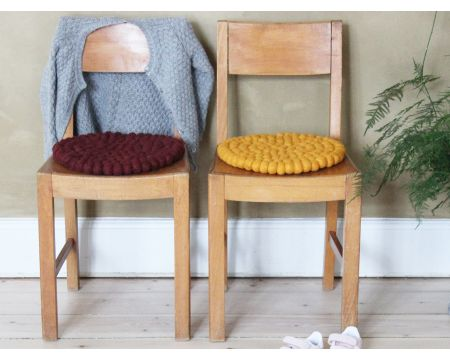 Sunflower Chair Pad Set