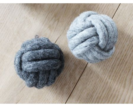 Knotted Dog Ball